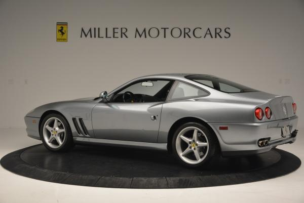 Used 1997 Ferrari 550 Maranello for sale Sold at Aston Martin of Greenwich in Greenwich CT 06830 4