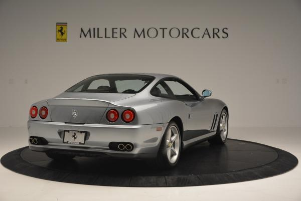 Used 1997 Ferrari 550 Maranello for sale Sold at Aston Martin of Greenwich in Greenwich CT 06830 7