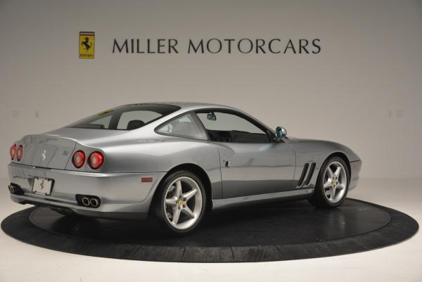 Used 1997 Ferrari 550 Maranello for sale Sold at Aston Martin of Greenwich in Greenwich CT 06830 8