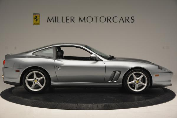 Used 1997 Ferrari 550 Maranello for sale Sold at Aston Martin of Greenwich in Greenwich CT 06830 9