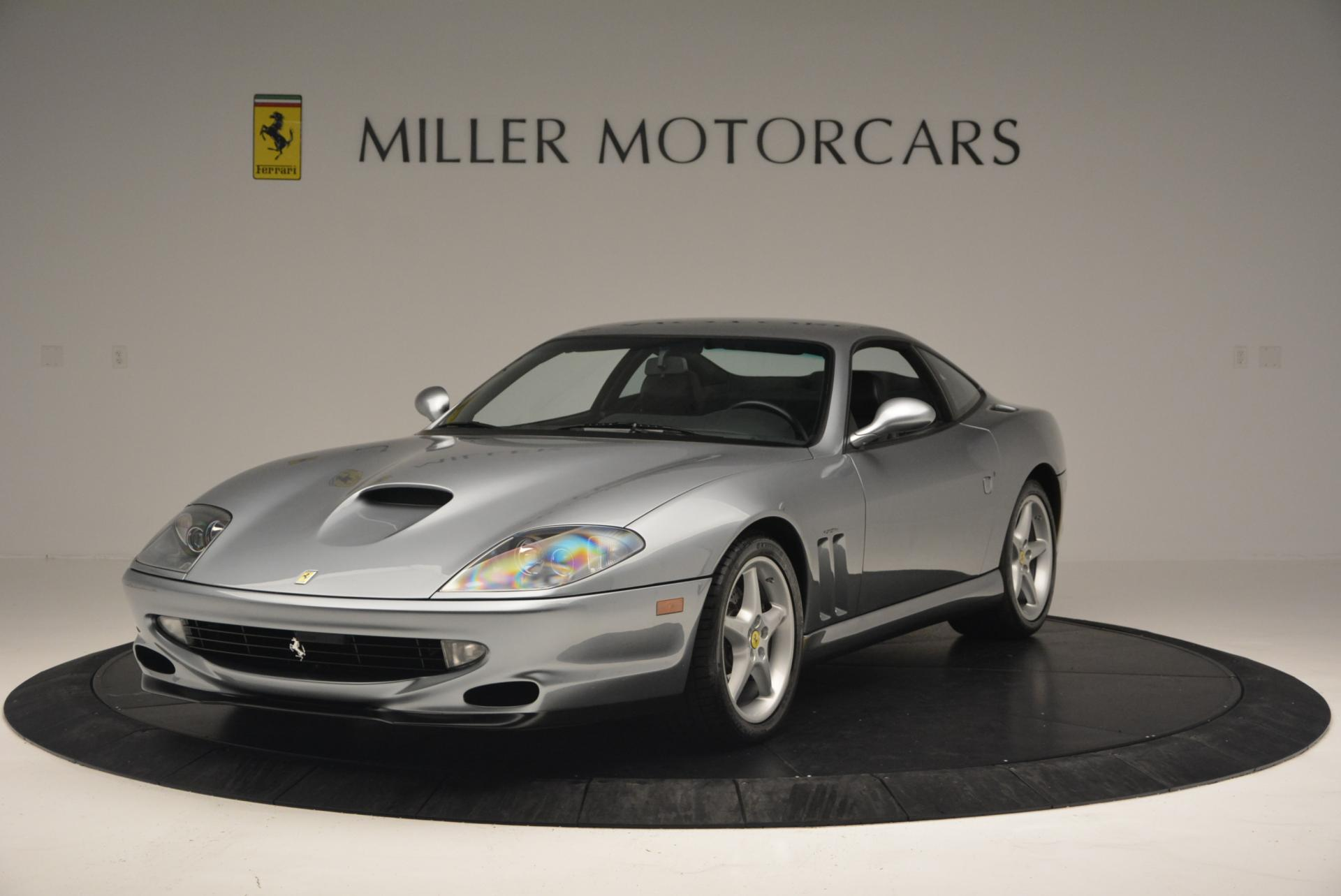 Used 1997 Ferrari 550 Maranello for sale Sold at Aston Martin of Greenwich in Greenwich CT 06830 1