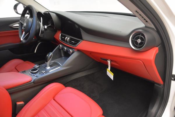 New 2017 Alfa Romeo Giulia Ti Q4 for sale Sold at Aston Martin of Greenwich in Greenwich CT 06830 16
