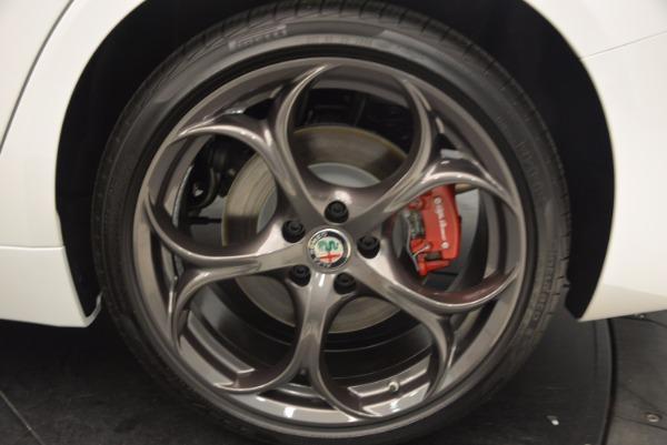 New 2017 Alfa Romeo Giulia Ti Q4 for sale Sold at Aston Martin of Greenwich in Greenwich CT 06830 25