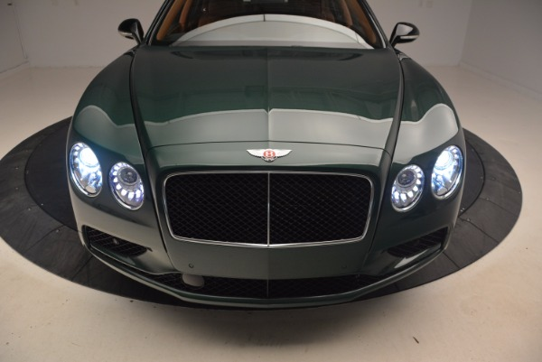 New 2017 Bentley Flying Spur V8 S for sale Sold at Aston Martin of Greenwich in Greenwich CT 06830 16