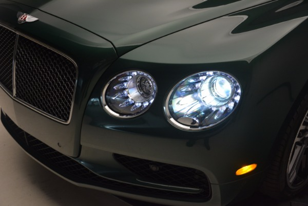 New 2017 Bentley Flying Spur V8 S for sale Sold at Aston Martin of Greenwich in Greenwich CT 06830 17