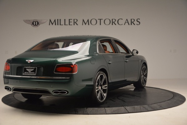 New 2017 Bentley Flying Spur V8 S for sale Sold at Aston Martin of Greenwich in Greenwich CT 06830 7