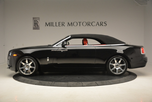 New 2017 Rolls-Royce Dawn for sale Sold at Aston Martin of Greenwich in Greenwich CT 06830 18