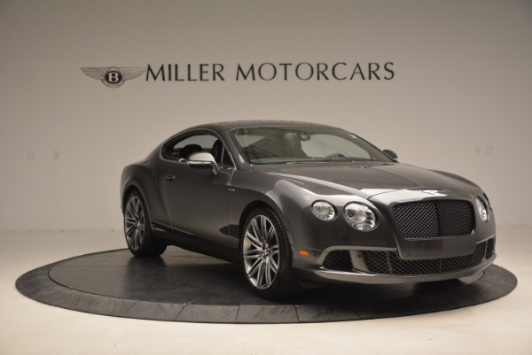 Used 2014 Bentley Continental GT Speed for sale Sold at Aston Martin of Greenwich in Greenwich CT 06830 11
