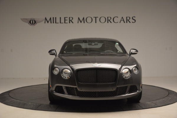 Used 2014 Bentley Continental GT Speed for sale Sold at Aston Martin of Greenwich in Greenwich CT 06830 12