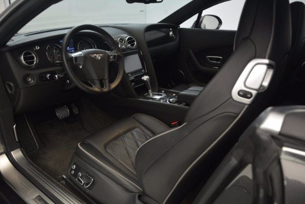 Used 2014 Bentley Continental GT Speed for sale Sold at Aston Martin of Greenwich in Greenwich CT 06830 19