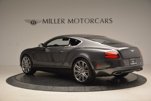Used 2014 Bentley Continental GT Speed for sale Sold at Aston Martin of Greenwich in Greenwich CT 06830 4