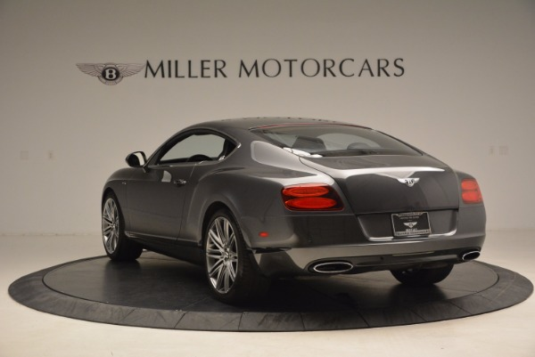 Used 2014 Bentley Continental GT Speed for sale Sold at Aston Martin of Greenwich in Greenwich CT 06830 5
