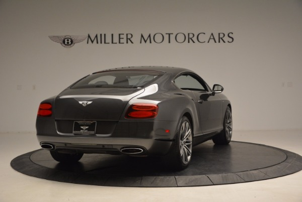Used 2014 Bentley Continental GT Speed for sale Sold at Aston Martin of Greenwich in Greenwich CT 06830 7