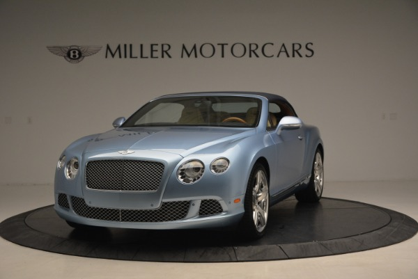 Used 2012 Bentley Continental GTC W12 for sale Sold at Aston Martin of Greenwich in Greenwich CT 06830 13