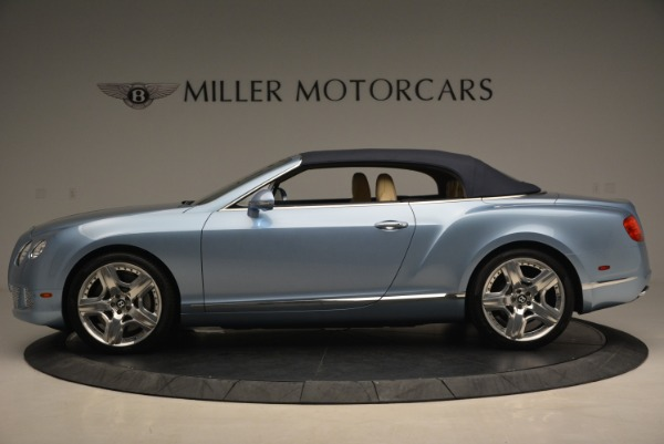 Used 2012 Bentley Continental GTC W12 for sale Sold at Aston Martin of Greenwich in Greenwich CT 06830 15