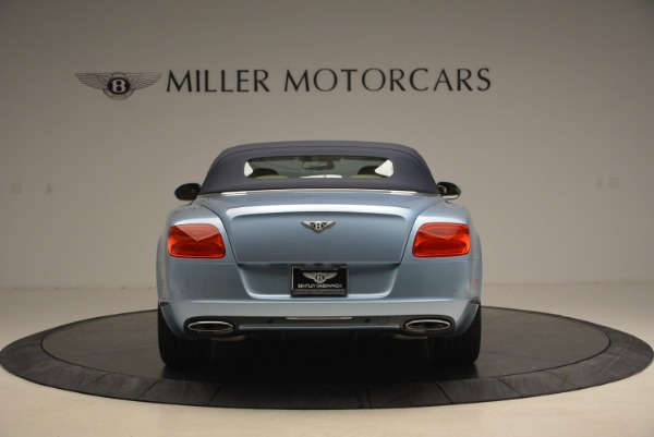 Used 2012 Bentley Continental GTC W12 for sale Sold at Aston Martin of Greenwich in Greenwich CT 06830 18
