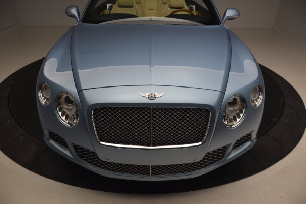 Used 2012 Bentley Continental GTC W12 for sale Sold at Aston Martin of Greenwich in Greenwich CT 06830 24