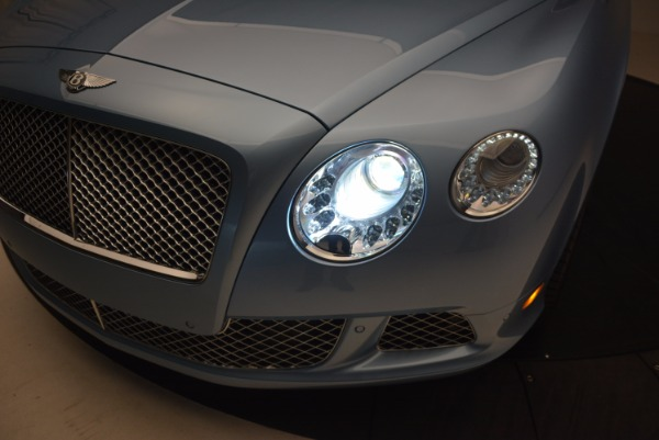 Used 2012 Bentley Continental GTC W12 for sale Sold at Aston Martin of Greenwich in Greenwich CT 06830 27