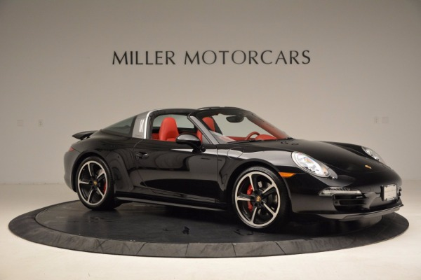 Used 2015 Porsche 911 Targa 4S for sale Sold at Aston Martin of Greenwich in Greenwich CT 06830 10