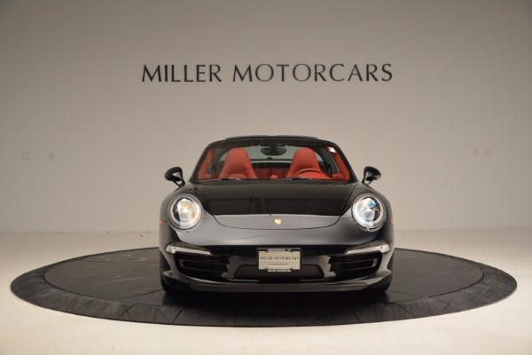 Used 2015 Porsche 911 Targa 4S for sale Sold at Aston Martin of Greenwich in Greenwich CT 06830 12