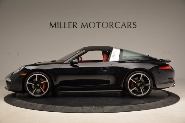 Used 2015 Porsche 911 Targa 4S for sale Sold at Aston Martin of Greenwich in Greenwich CT 06830 14