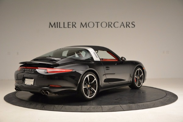 Used 2015 Porsche 911 Targa 4S for sale Sold at Aston Martin of Greenwich in Greenwich CT 06830 17
