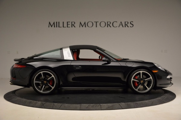 Used 2015 Porsche 911 Targa 4S for sale Sold at Aston Martin of Greenwich in Greenwich CT 06830 18