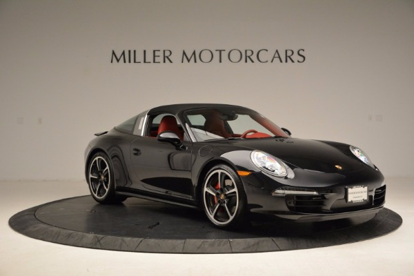 Used 2015 Porsche 911 Targa 4S for sale Sold at Aston Martin of Greenwich in Greenwich CT 06830 19