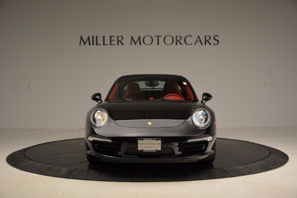 Used 2015 Porsche 911 Targa 4S for sale Sold at Aston Martin of Greenwich in Greenwich CT 06830 20