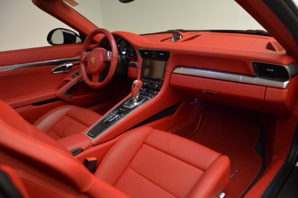 Used 2015 Porsche 911 Targa 4S for sale Sold at Aston Martin of Greenwich in Greenwich CT 06830 25