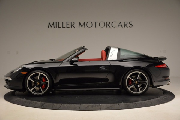 Used 2015 Porsche 911 Targa 4S for sale Sold at Aston Martin of Greenwich in Greenwich CT 06830 3