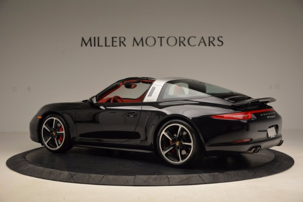 Used 2015 Porsche 911 Targa 4S for sale Sold at Aston Martin of Greenwich in Greenwich CT 06830 4
