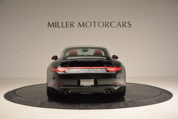 Used 2015 Porsche 911 Targa 4S for sale Sold at Aston Martin of Greenwich in Greenwich CT 06830 6