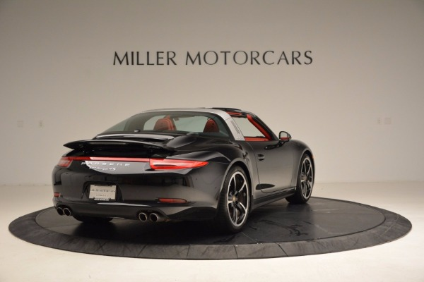 Used 2015 Porsche 911 Targa 4S for sale Sold at Aston Martin of Greenwich in Greenwich CT 06830 7