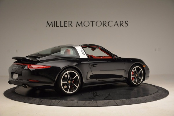 Used 2015 Porsche 911 Targa 4S for sale Sold at Aston Martin of Greenwich in Greenwich CT 06830 8