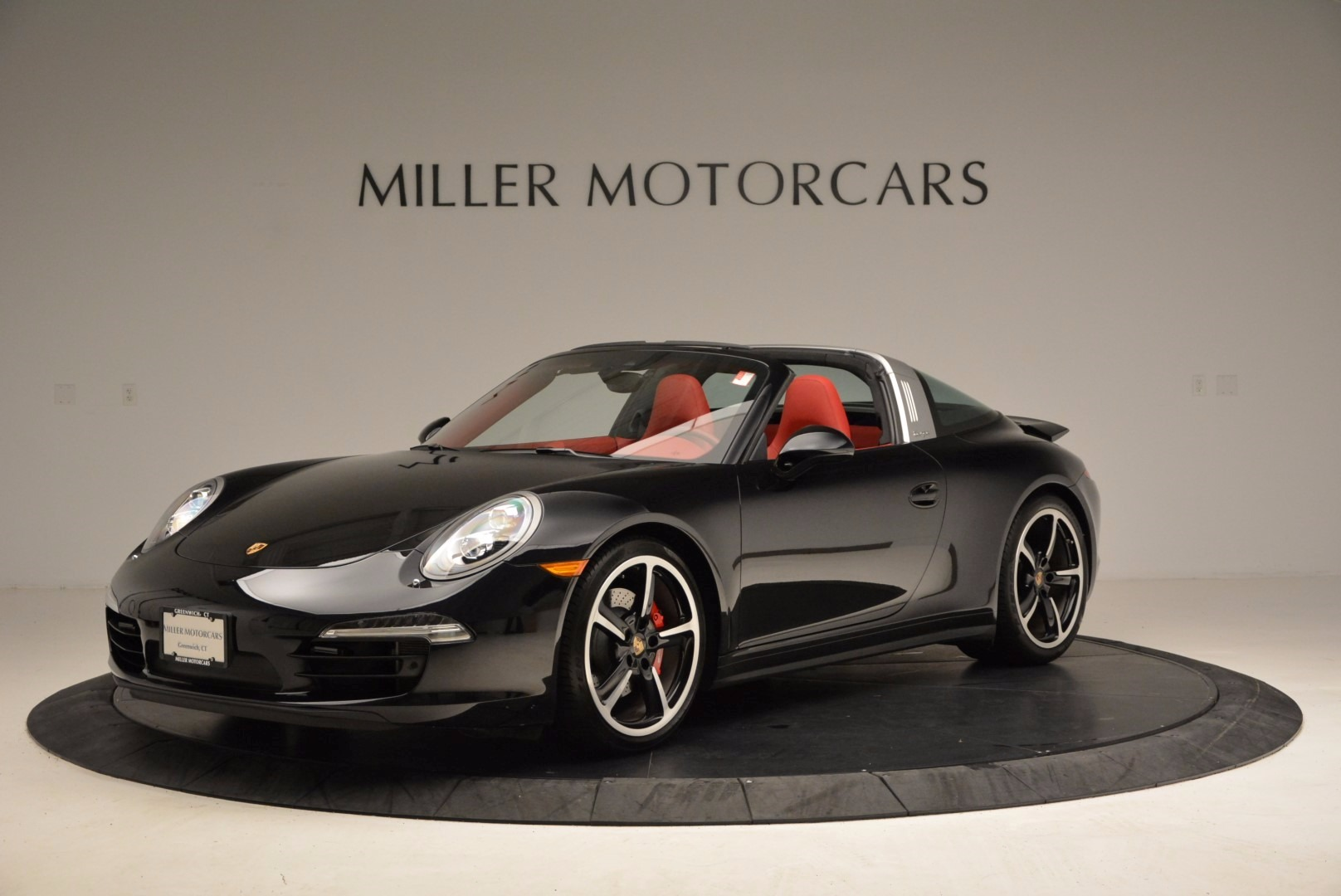 Used 2015 Porsche 911 Targa 4S for sale Sold at Aston Martin of Greenwich in Greenwich CT 06830 1