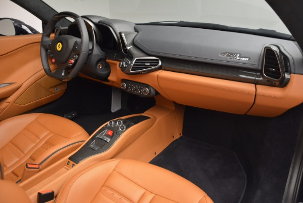 Used 2015 Ferrari 458 Spider for sale Sold at Aston Martin of Greenwich in Greenwich CT 06830 25