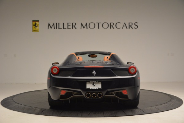 Used 2015 Ferrari 458 Spider for sale Sold at Aston Martin of Greenwich in Greenwich CT 06830 6