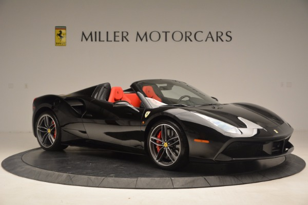 Used 2017 Ferrari 488 Spider for sale Sold at Aston Martin of Greenwich in Greenwich CT 06830 10