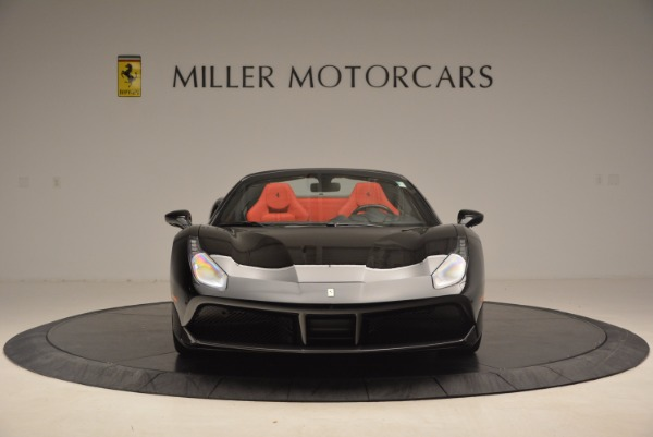 Used 2017 Ferrari 488 Spider for sale Sold at Aston Martin of Greenwich in Greenwich CT 06830 12