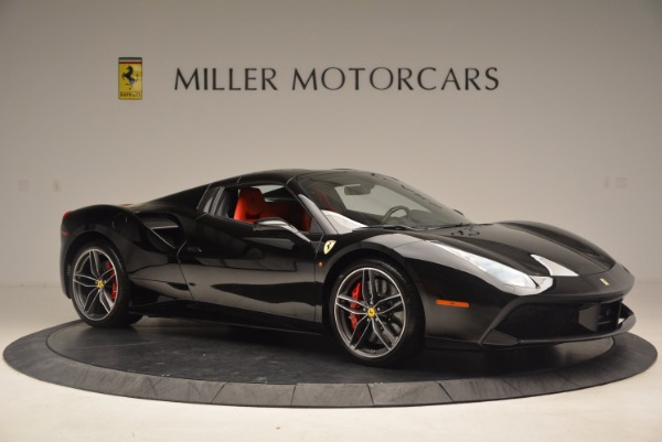 Used 2017 Ferrari 488 Spider for sale Sold at Aston Martin of Greenwich in Greenwich CT 06830 21