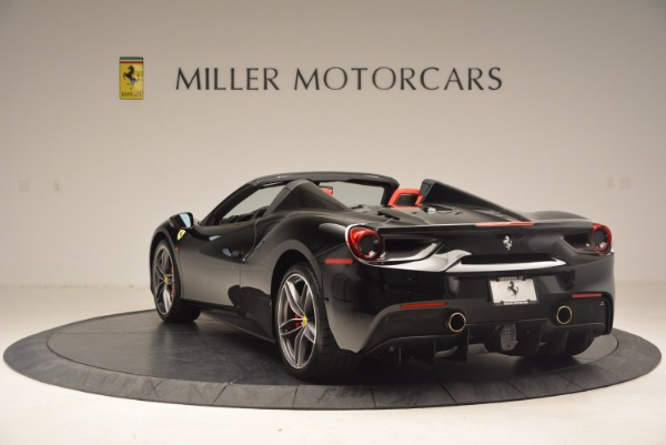 Used 2017 Ferrari 488 Spider for sale Sold at Aston Martin of Greenwich in Greenwich CT 06830 5