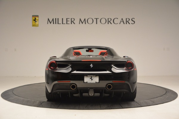 Used 2017 Ferrari 488 Spider for sale Sold at Aston Martin of Greenwich in Greenwich CT 06830 6
