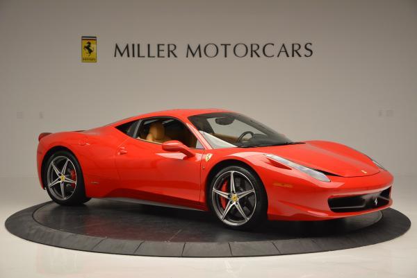 Used 2010 Ferrari 458 Italia for sale Sold at Aston Martin of Greenwich in Greenwich CT 06830 10