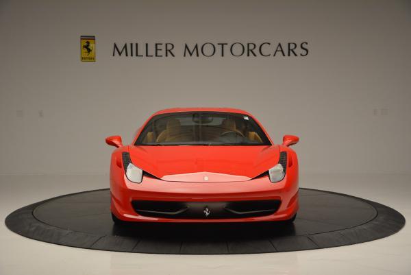 Used 2010 Ferrari 458 Italia for sale Sold at Aston Martin of Greenwich in Greenwich CT 06830 12