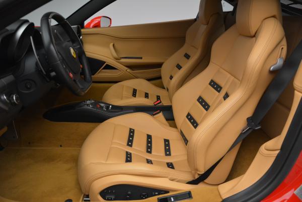 Used 2010 Ferrari 458 Italia for sale Sold at Aston Martin of Greenwich in Greenwich CT 06830 14