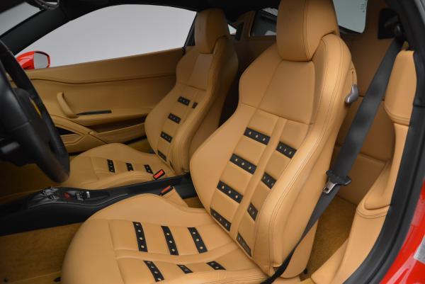 Used 2010 Ferrari 458 Italia for sale Sold at Aston Martin of Greenwich in Greenwich CT 06830 15