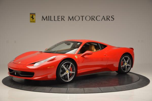 Used 2010 Ferrari 458 Italia for sale Sold at Aston Martin of Greenwich in Greenwich CT 06830 2