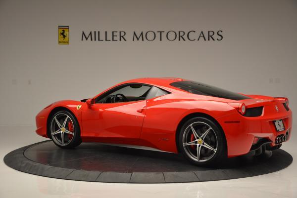 Used 2010 Ferrari 458 Italia for sale Sold at Aston Martin of Greenwich in Greenwich CT 06830 4