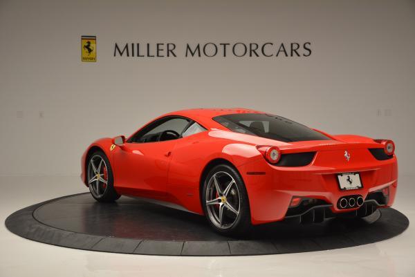 Used 2010 Ferrari 458 Italia for sale Sold at Aston Martin of Greenwich in Greenwich CT 06830 5